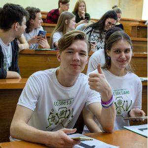 В Самарском университете прошел День открытых дверей естественнонаучного института
