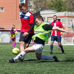 Футбол – как напоминание о мире