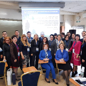 Представители юридического факультета приняли участие в международной научно-практической конференции