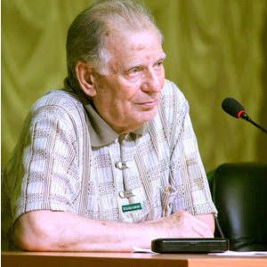 В СГАУ прошла открытая лекция Жореса Ивановича Алфёрова