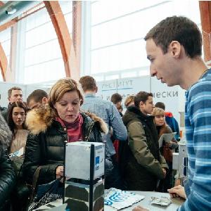 В Самарском университете прошел день открытых дверей