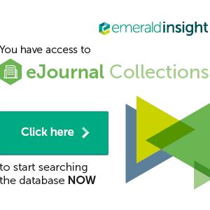 Доступ к коллекции электронных журналов Emerald eJournals Premier