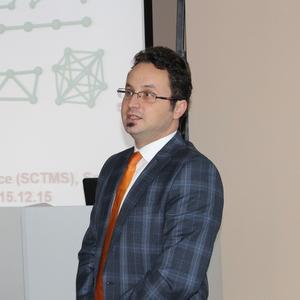 Учёный из Великобритании Георгиос Костакис начал сотрудничать со СГАУ