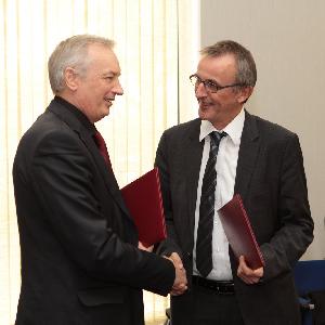 СГАУ и Schneider Electric подписали меморандум о сотрудничестве