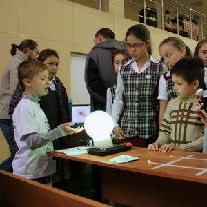 В СГАУ прошёл фестиваль «Азбука науки»