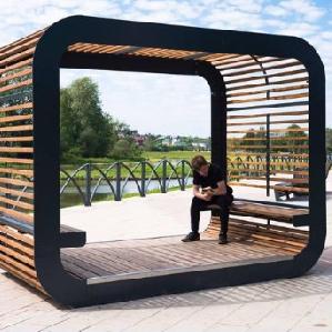 Представлен проект трансформации территории кампуса Самарского университета в современное городское пространство