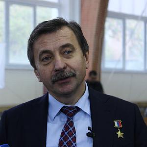 Космонавт посоветовал школьникам Самары хорошо учиться