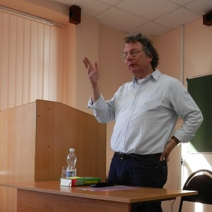 В университете состоялись авторские чтения писателя Инго Шульце
