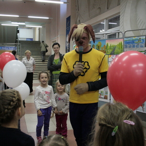 День защиты детей в Самарском университете