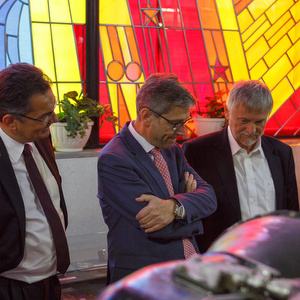 Клаусталь ищет новые направления сотрудничества с Самарским университетом