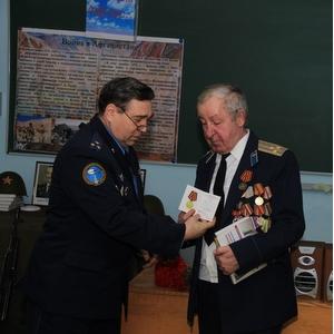 """Военно-патриотическое объединение """"Сокол СГАУ"""" отметило 11-летие"""