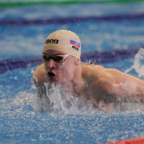 Владислав Козлов принес сборной губернии серебряную и бронзовую медаль