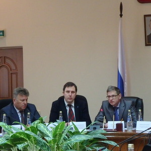 Круглый стол, посвященный проблемам юридического образования в регионе