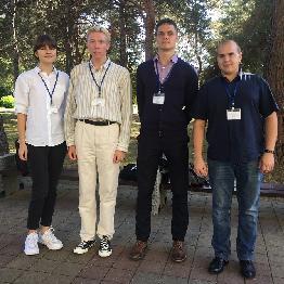 Физики университета представили свои работы в Сочи