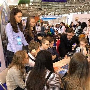 Самарский университет принял участие в Московском международном салоне образования 2017