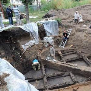 Как археологи Самарского университета Земляной замок нашли
