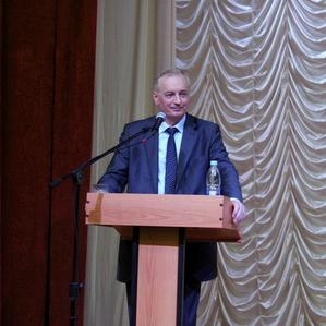 Состоялась встреча ректора с коллективом университета
