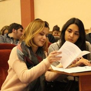 Состоялась конференция Совета обучающихся Самарского университета