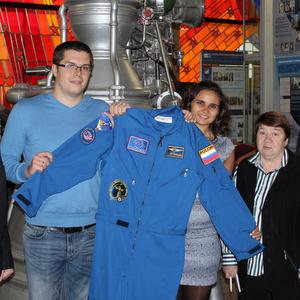 Коллекция Музея авиации и космонавтики СГАУ пополнилась  уникальным экспонатом