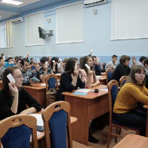 Студенты приняли новый коллективный договор