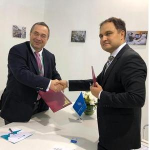 """Самарский университет и крупная ИТ-компания """"Нанософт"""" договорились об использовании разработок в области САПР"""