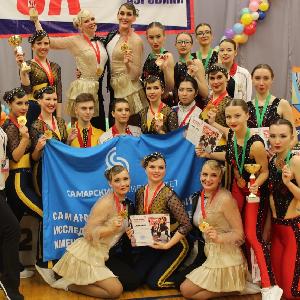 Сборные команды по фитнес-аэробике – чемпионы области