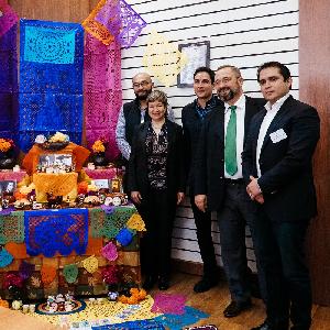 Посол Мексики в России открыла в Самаре дискуссию по трансформации мировой экономики