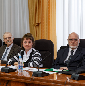На юридическом факультете обсудили проекты в области цифровой экономики