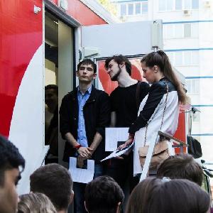 Состоялся первый этап вузовской акции День донора