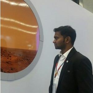 Индийский PhD-студент Самарского университета работает над аналоговой симуляцией миссии на Марс