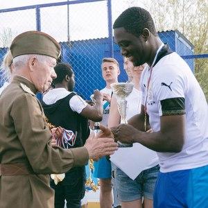 Спорт объединил студентов в День Победы