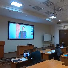 Янн Донон получил степень PhD Самарского университета