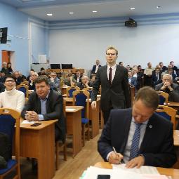 Ученый совет утвердил правила приема абитуриентов на 2020 год