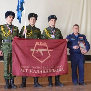Ребята из «Сокола» стали призёрами «Зимнего рейда»