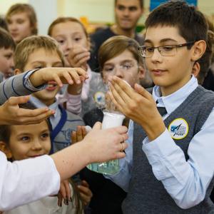 Будущих королевых и кузнецовых ждут на Фестивале науки
