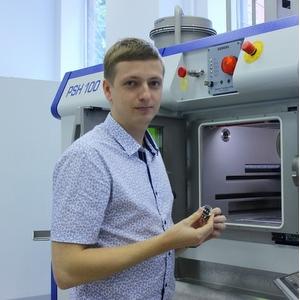 Антон Сотов — лучший молодой преподаватель вуза 2019 года