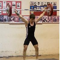 Прошла универсиада вузов Самарской области по тяжелой атлетике