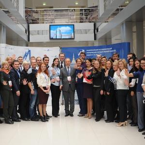 Представители СГАУ посетили установочный семинар для участников волонтёрской программы Чемпионата мира по футболу FIFA 2018 в России™