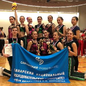 """""""Gold Space"""" – серебряные призеры международного турнира"""