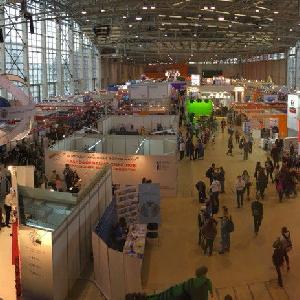 СГАУ принимает участие в Московском международном салоне образования