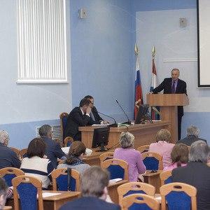 В Самарском университете подвели итоги выполнения коллективного договора за 2016 год