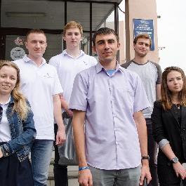 Команда Самарского университета - призёры Всероссийской студенческой олимпиады по компьютерному моделированию в авиастроении