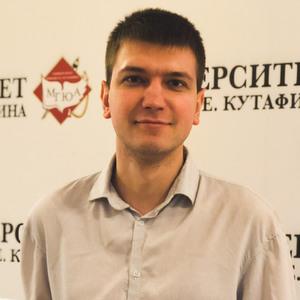 Сергей Шестало - лауреат стипендии имени Анатолия Собчака