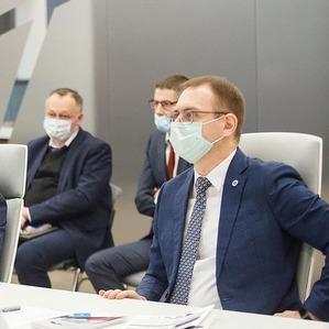 Самарский университет и Куйбышевская железная дорога обсудили сотрудничество в сфере искусственного интеллекта