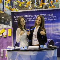 СГАУ принял участие в пятой межрегиональной выставке «Образование. Наука. Бизнес»