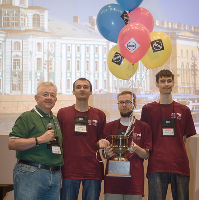 SSAU students took part in the ACM-ICPC 2013 World Finals