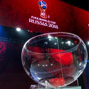 Финальная жеребьевка Чемпионата мира по футболу FIFA 2018 в России<sup>тм</sup>