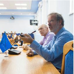 В университете обсудили инновации в области авиационных и аэрокосмических гидравлических систем