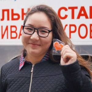 """Студенты северного кампуса университета приняли участие в акции """"День донора"""""""