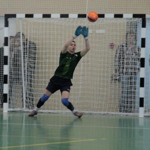 В манеже пройдут соревнования по мини-футболу «Зимний мяч»